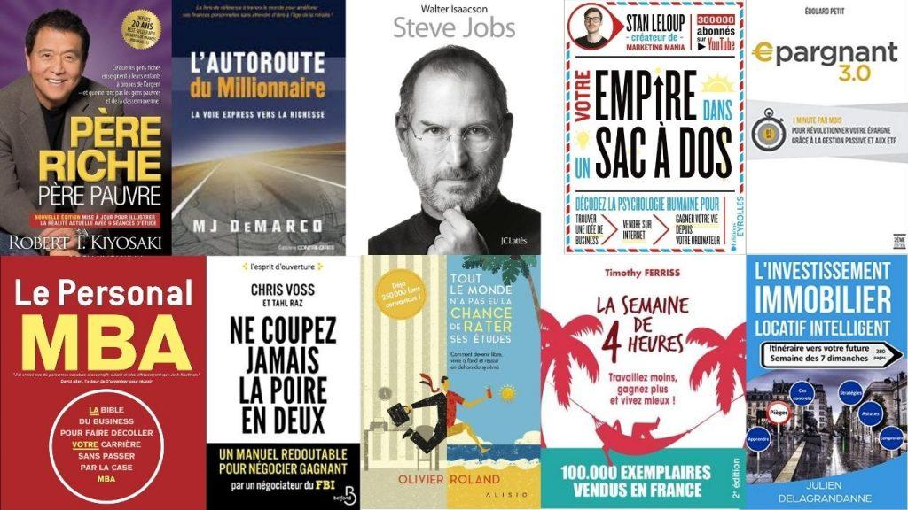 Investir sur soi : les meilleurs livres