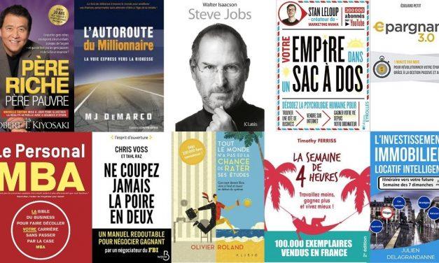 Investir sur soi: Les 17 meilleurs livres
