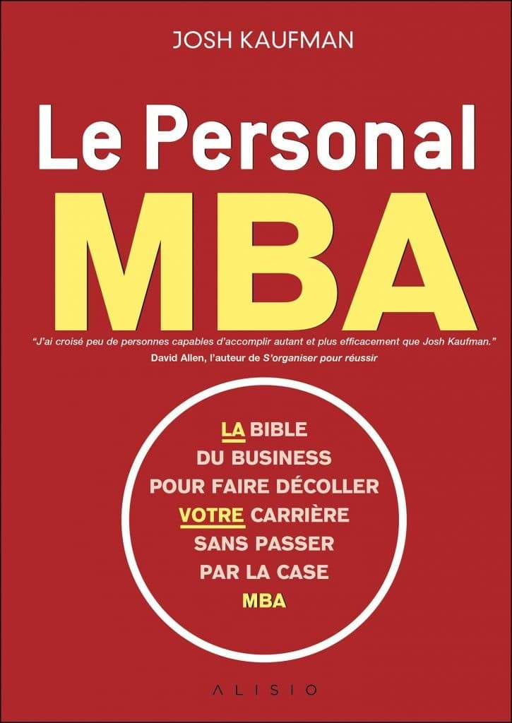 Le personnal MBA