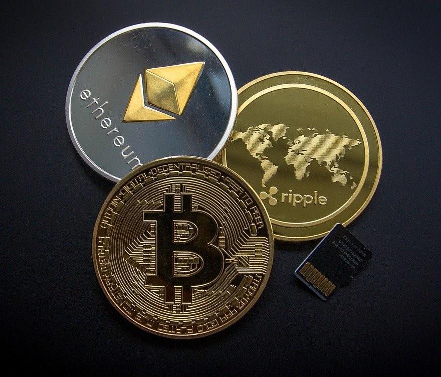 Cryptomonnaie : Bitcoin, Ethereum, Ripple