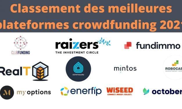 11 meilleures plateformes crowdfunding 2021