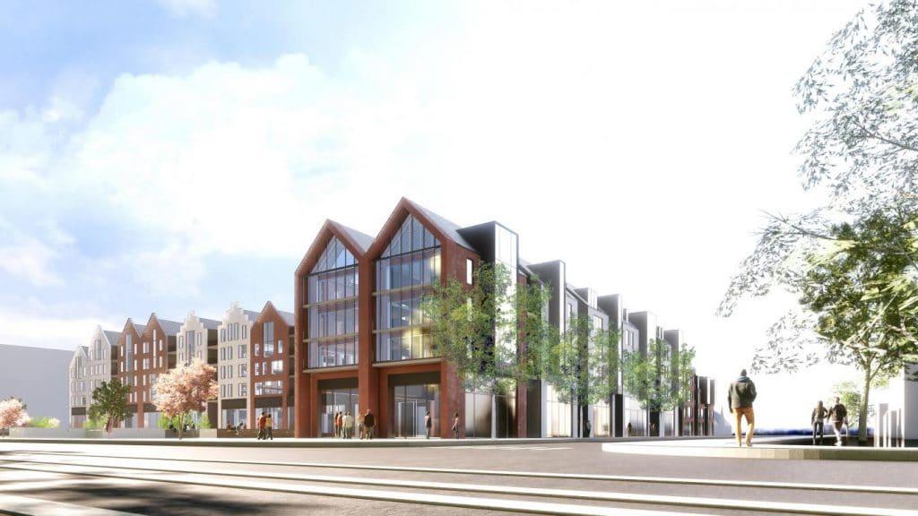 Crowdfunding immobilier - projet promoteur