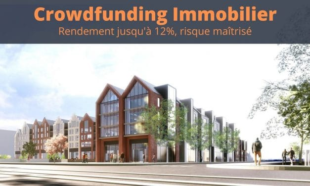 Crowdfunding Immobilier : l'investissement passif à 12% par an