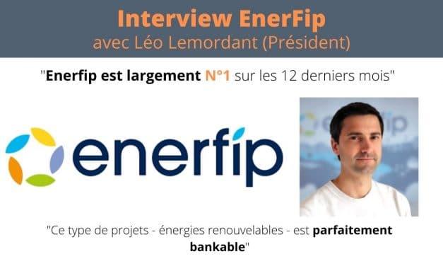 Interview #2 : Concilier Investissement et écologie avec EnerFip par Léo Lemordant