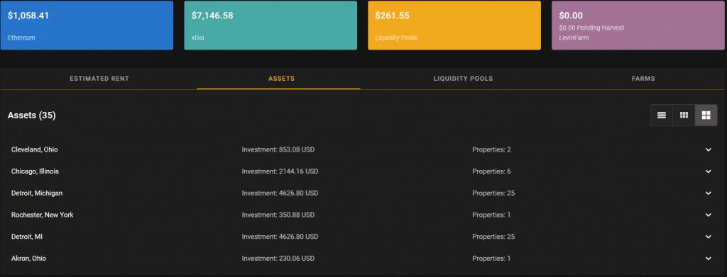 RealT - Crowdfunding Juillet 2021