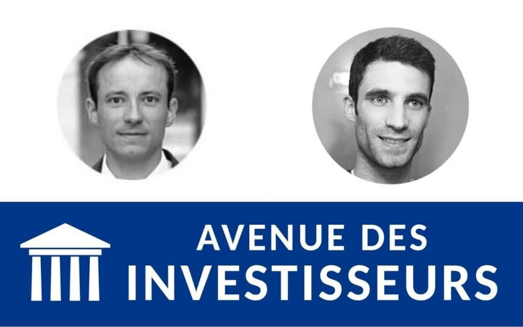 Nicolas et Ludovic de Avenue des Investisseurs